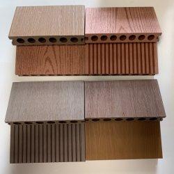 Las ventas de compuesto de plástico caliente de la madera de baja expansión WPC techado con FSC