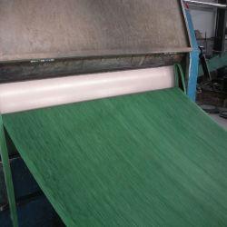 Strato di gomma resistente a temperatura elevata della guarnizione di compressione della fibra di amianto