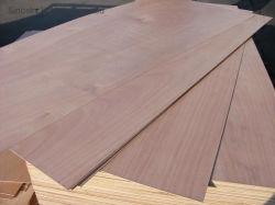 Mahagonifalte-hölzerne gute Qualitätsfurnierholz-Größen