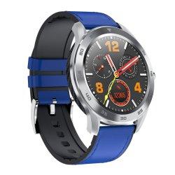 Business Mens Montres Montres DT98 Smart Watch appel étanche portable BT Activity Fitness Sport Tracker Smartwatch
