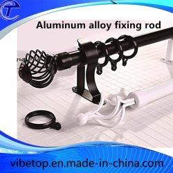 Commerce de gros Custom-Made différents Rideau en alliage en aluminium de longueur de tige de fixation