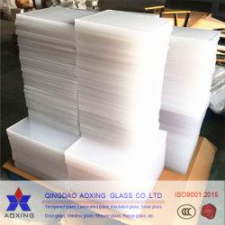 PMMA resistente vidrio acrílico productos de plástico termoformado