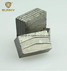 Алмазных сегментов Moonstone инструменты для резки (Си-DTB-25)