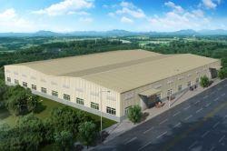 Solución económica Estructura de acero Taller de pórtico de la construcción
