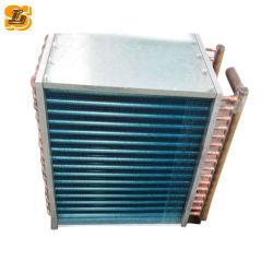 Kupferrohr Aluminium Fin Luftkühlkondensator