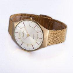 Bon prix montre de bonne qualité avec des mailles en acier inoxydable de la bande, bande de cas Ipg Watch en stock