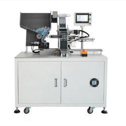 ملصق ورق عزل الماكينة على الورق من طرف توصيل البطارية Cylindrical تلقائيًا