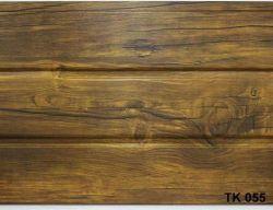 La conception de bois en marbre de haute qualité PVC panneau mural intérieur décoratifs Wpvc Panneau mural