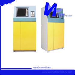 Monitor de vídeo, verifique no dispositivo para a máquina de impressão