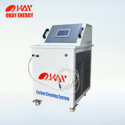 Autobrown-Gas-Selbstkohlenstoff-Reinigungsmittel mit Wasserstoff