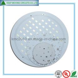 Al rígido placa PCB LED blanco máscara de soldadura (taiyo)