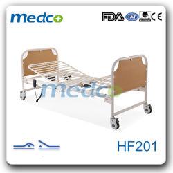 Fabrik verweisen die zwei Funktions-elektrisches faltbares Hauptsorgfalt-Bett mit Ce&ISO