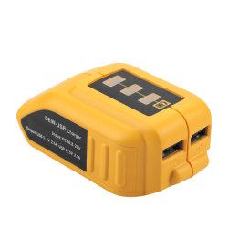 maximale Energiequelle USB-12V/20V für Dewalt Dcb090 die Konverter befestigt für Dewalt 20V 12V Batterie