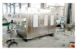 Frasco de vidro automática de bebidas carbonatadas Cola máquina de enchimento de engarrafamento de bebidas