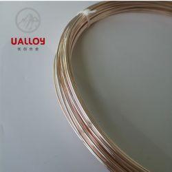 3mm en alliage Ag-Cu AG80CU20 pour les matériaux de contact électrique