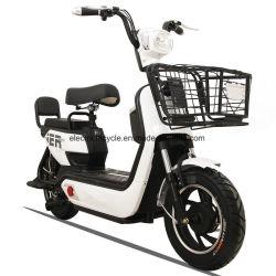 Elektrischer Großhandelsroller-erwachsenes elektrisches Fahrrad des Moped-2019 mit langer Reichweite