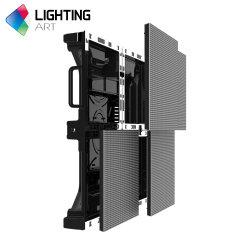По конкурентоспособной цене тонкий шаг для использования внутри помещений дисплей со светодиодной подсветкой экрана с видео и отправки карт