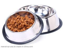 Hundefilterglocke-Arbeitsweg-Teller-Wasser-Zufuhr-Haustier-trockene Nahrungsmittelfilterglocken