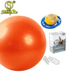 La mode Sport Exercice d'impression à chaud 3*6*9 balle en mousse PVC Yoga