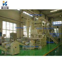 1000kg/h fazer sabão em barra Linha de processamento da máquina Máquina de produção de sabão em pequena escala de plantas de saponificação tornar transparentes os sabões