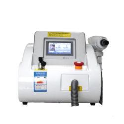 Het PRO Vlekkenmiddel van de Tatoegering van de Laser van de Verwijdering van de Eeltplek van de Wenkbrauw van de Tatoegering van de Laser van de Schakelaar YAG van Q Mini