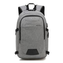 Promoção de venda por grosso de mochila de Viagem no Exterior para alunos da Escola de carregamento USB colega Maleta Business Notebook Saco para computador portátil