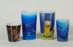 [22وز] [3د] عدسيّة [فوود غرد] بلاستيك فنجان
