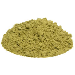 100%の草の有機性粉のイチョウはBilobaのエキスを去る