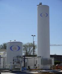 Usine à gaz de l'azote cryogéniques de l'azote de l'équipement générateur de gaz d'azote de l'équipement de séparation de l'air pour l'azote produisant
