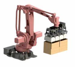 (Wkd-md-R460) Automatische Robotachtige het Palletiseren Palletizer Machine om de Machine van /Package/Packaging In te pakken