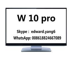 32bit 64bit DVD 승리 10 직업적인 소프트웨어 수송용 포장 상자 Coa 시스템을%s 컴퓨터를 위한 스크린