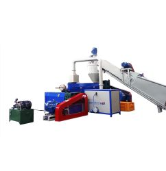 Les Chinois de bonne qualité de l'ABS PP PE PS de l'extrudeuse plastique de la machine