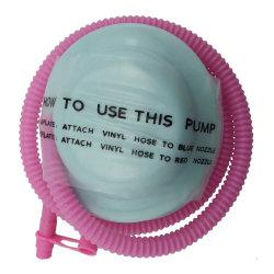 Pompe à pied gonflable en plastique pour le Yoga la bille