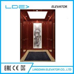 Sala de máquinas de elevación con villa residencial de la Casa Hogar del pasajero ascensor