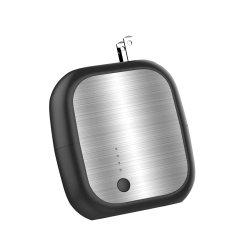 Banco de potencia portátil 5000mAh de energía móvil Banco Adaptador de viaje con enchufe internacional
