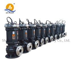 전기 고압 수직 원심 하수 오물 물 잠수정 펌프