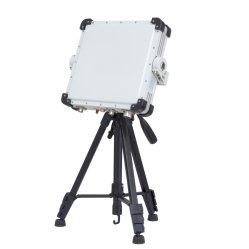 La sécurité radar de surveillance 2D pour la détection et le suivi des marchettes, bouteurs à chenilles et de petits véhicules dans et autour de zone de sensibilité