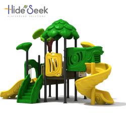 2018 Parque de Atracciones al Aire Libre niños juegos de jardín para la escuela (SA806001)