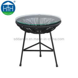 La mode loisirs outdoor chaise/Châssis en acier avec corde Acapulco chaise en plastique