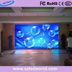 P3.91オートショーのための屋内SMDレンタルLED表示スクリーン
