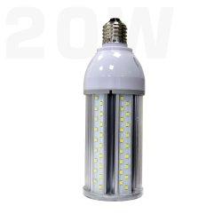 Ahorro de energía de 5 años de garantía E27 en el exterior de la luz de pared LED Retrofit Post comienzo Jardín Lámpara de balizas 20W 20 W W Bombilla LED de luz de maíz