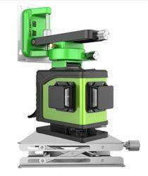 12 линий зеленый лазер уровня пола самовыравнивающийся лазерный