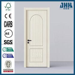 Jhk-P20 núcleo sólido corrediço de madeira da estrutura da porta de PVC para Windows