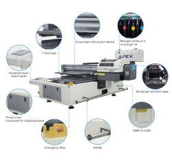 Machine d'impression Digital Direct UV humaine à vêtement