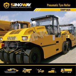 18ton 도로 공사를 위한 고무 타이어 롤러/공기 타이어 롤러
