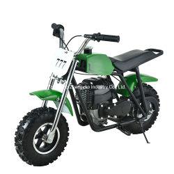 Cilindrada 40 cc y el tipo de motor 4 tiempos Pocket Bike Mini Moto