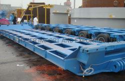 الصين يقود ثقيلة مصعد نقل مقطورة مصنع