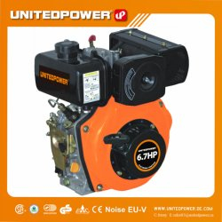 United Power 7HP 300cc Petit 4-AVC moteur diesel marin