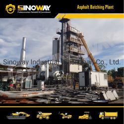 40-320 Tonnen-Asphalt-stapelweise verarbeitende Pflanze, heiße Mischasphalt-Pflanze