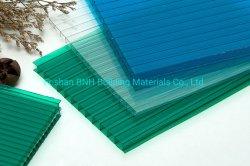 Cheap Feuille de polycarbonate Matériau plastique agricole de maisons de serre